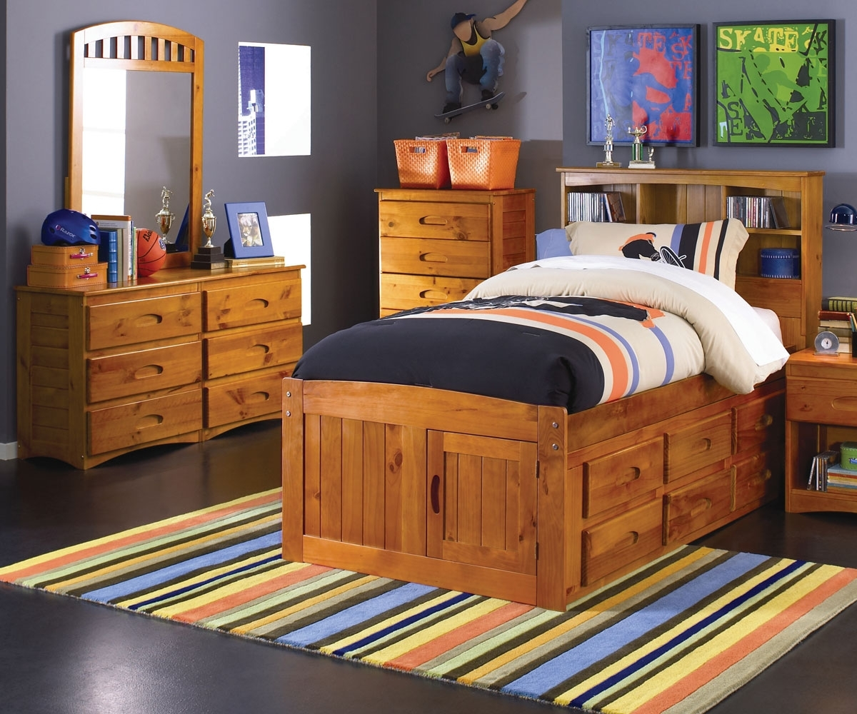 Spotlight On: Girls & Boys Bedroom Sets - Kids Furniture Warehouse